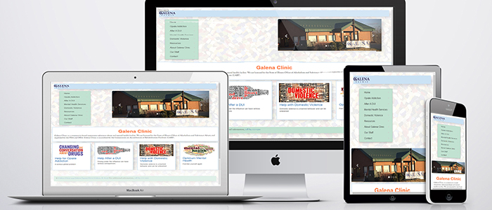galena clinic website